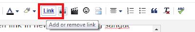 Cara membuat link open new tab blogger