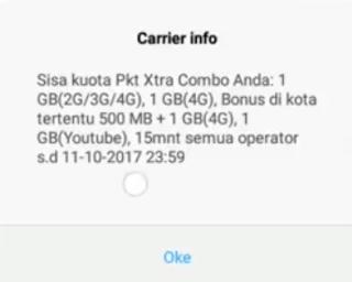 Cara Perpanjang Masa Aktif Paket Internet XL