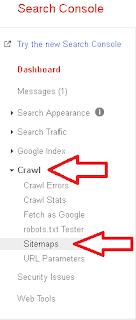 Cara Submit Sitemap Blog Ke Google Dan Bing Webmaster