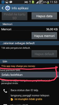 gagal mengirim sms periksa kembali jaringan anda aktivasi mobile banking bni