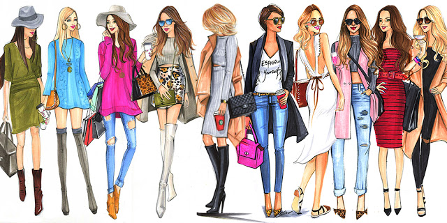 6 Mitos Larangan Tentang Berbusana Fashion