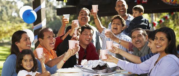 Cara sukses membuat acara keluarga