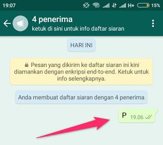 cara kirim pesan broadcast whatsapp