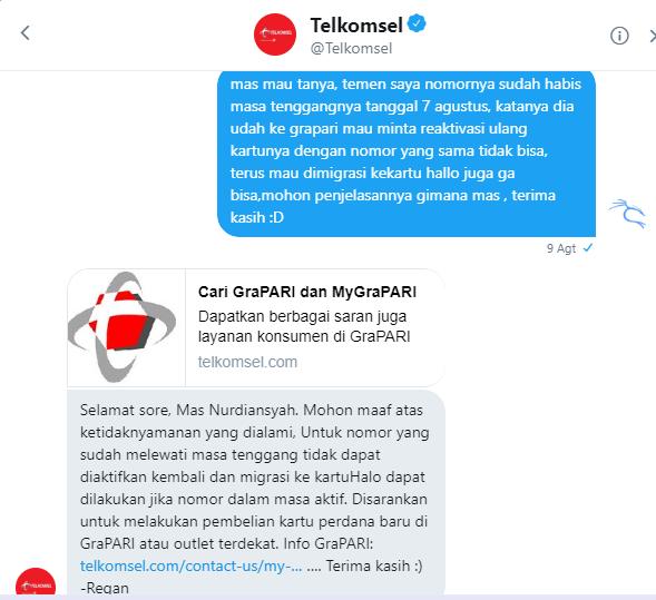 Update Info Kartu Simcard Telkomsel Yang Sudah Hangus Habis Masa Tenggang Masa Aktif Serta Kartu Mati Dan Terblokir Jagoan Kode