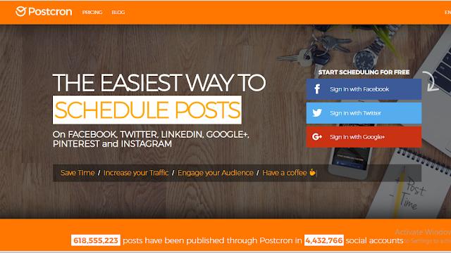 Scheduling Instagram Posts Dengan PostCron