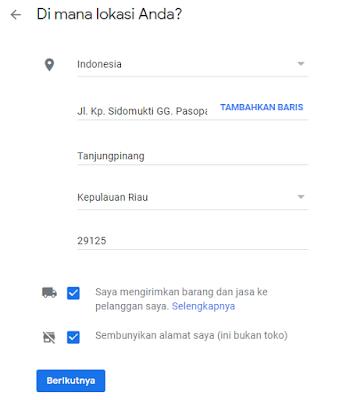 Cara Membuat Google Bisnis Lokal Agar cepat Di Approved