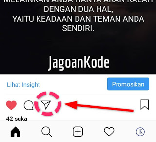 Cara Membuat Stories Instagram