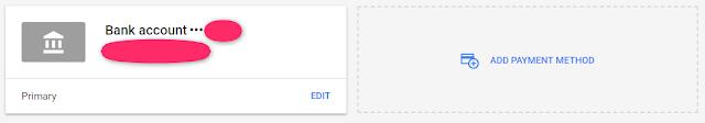 Nama Pemilik Rekening Bank Tidak Sesuai Dengan Alamat Pin Google Adsense ?