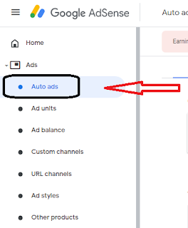 Cara Memasang Iklan Google AdSense Auto Ads