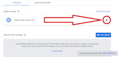 Cara Memasang Iklan AdSense Auto Ads Yang Baik Dan Benar