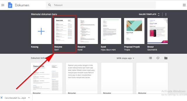 Cara Memunculkan Tombol Dikte Atau Voice Typing Di Google Docs