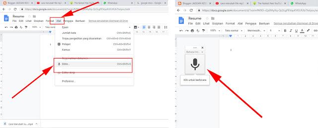 Cara Merubah File Suara Menjadi Tulisan