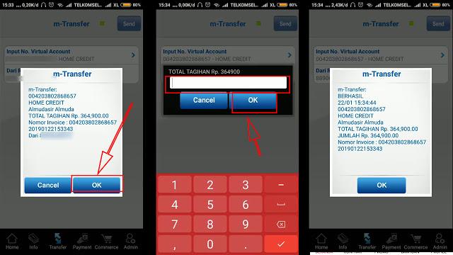 lunasi tagihan home kredit dari aplikasi