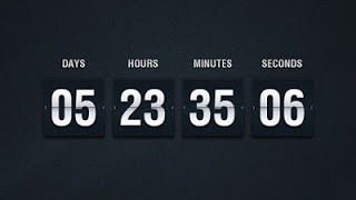 Cara Membuat Countdown Timer Dengan JavaScript