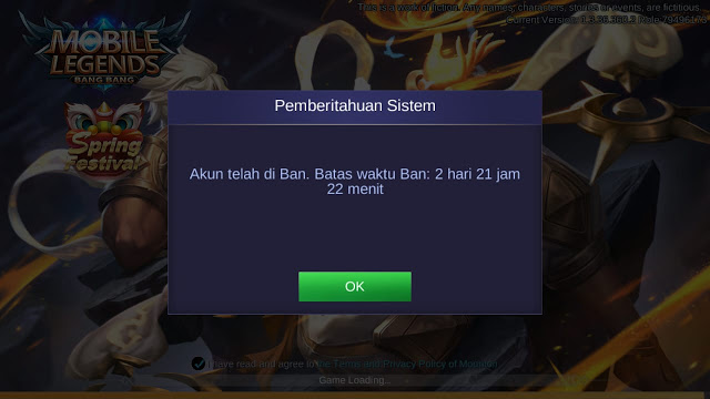 Apakah Cheat Mobile Legends Berbahaya