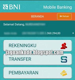 Cara Daftar Ulang / Re Aktivasi BNI Mobile Banking Panduan Terlengkap