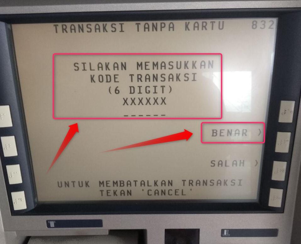 Kode Transaksi