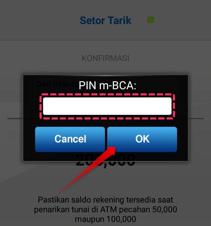 Pin mBCA