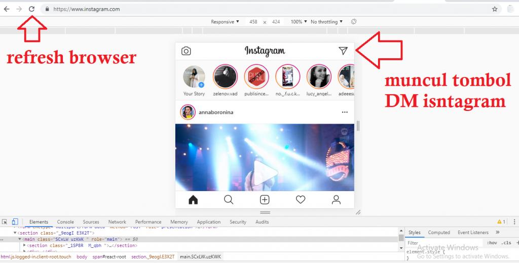 Cara-melihat-pesan-dm-instagram-di-pc