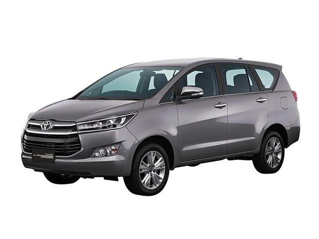 Spesifikasi Lengkap All New Innova 2019