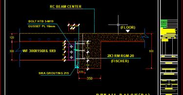 Detail-Hubungan-Balok-Dan-RC-Balok