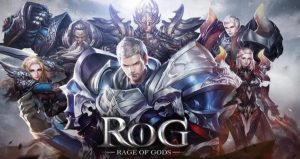 Game ROG – Rage of Gods