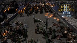 The Battle For The The Battle For The Middle Earth II