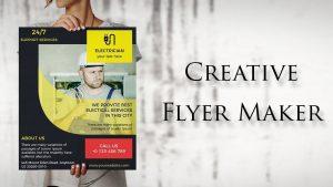 flyers poster maker graphic design banner maker 2