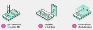 Cek IMEI Hp Android Secara Online