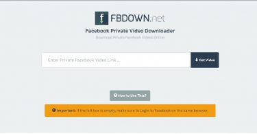 Caranya Download Video Private Di Facebook