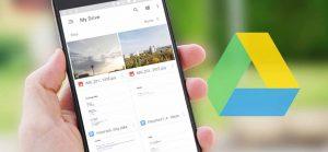 Memindahkan backup Foto ke Google Drive