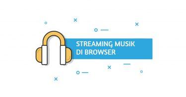 Platform Streaming Musik via Browser, Selain Spotify dan Joox