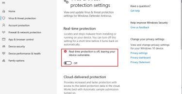 Menonaktifkan Windows Defender Di Windows 10
