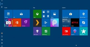 Baru Install Windows 10