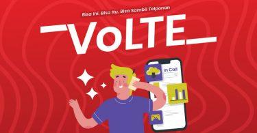 Daftar Paket VoLTE - Kelebihan & Kekurangan VoLTE Telkomsel