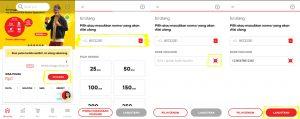 Cara Memasukan Kode Voucher Indosat Ooredoo via Scan QR Code