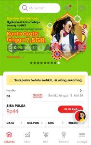Cek Nomor Indosat Ooredoo via MyIM3