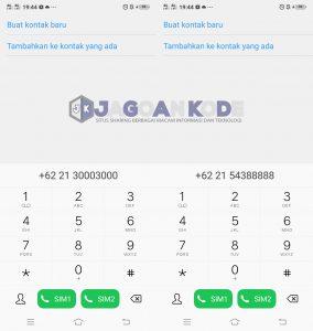 Cek Nomor Indosat Ooredoo via Operator