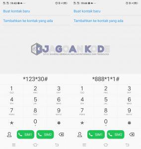 Cek Nomor Indosat Ooredoo via kode Dial USSD