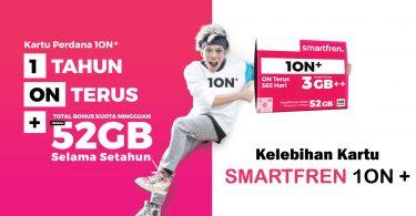 Keuntungan menggunakan Kartu Smartfren Ion Plus