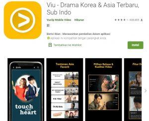 Viu - Drama Korea & Asia Terbaru, Sub Indo
