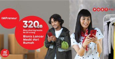 2. Paket IMPreneur Indosat Ooredoo