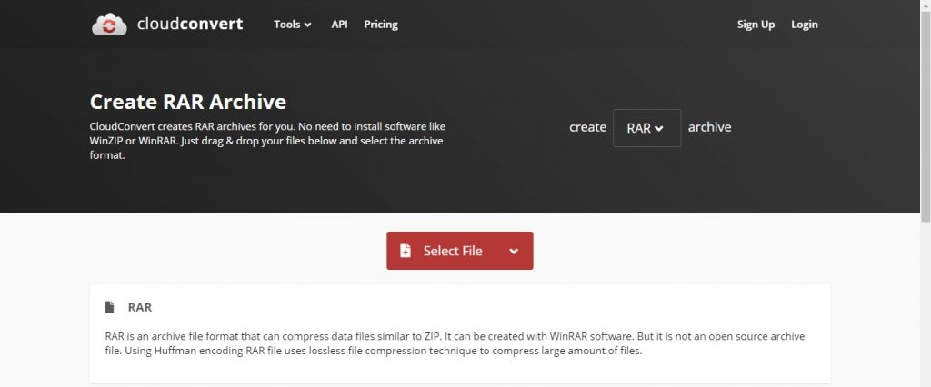 Cara Membuat File RAR secara Offline