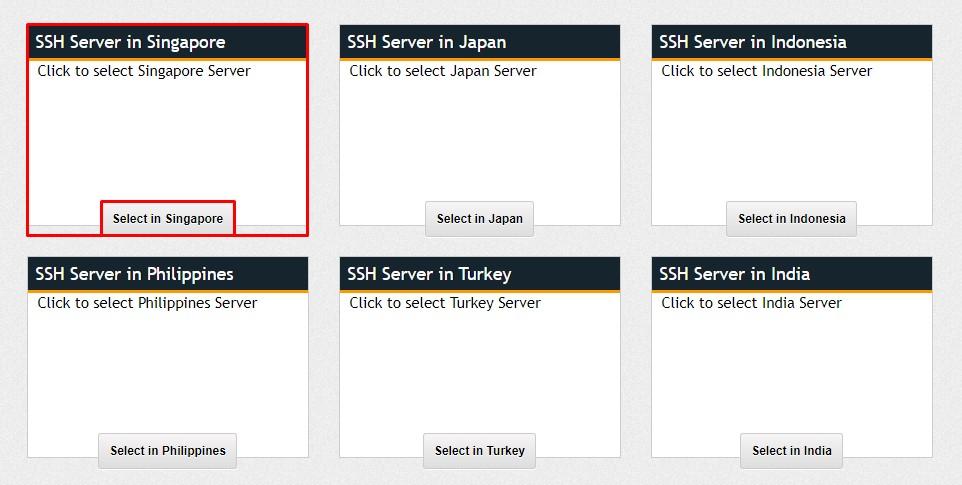 Cara Membuat Akun SSH Gratis di Fastssh
