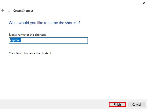Cara membuat shortcut di windows