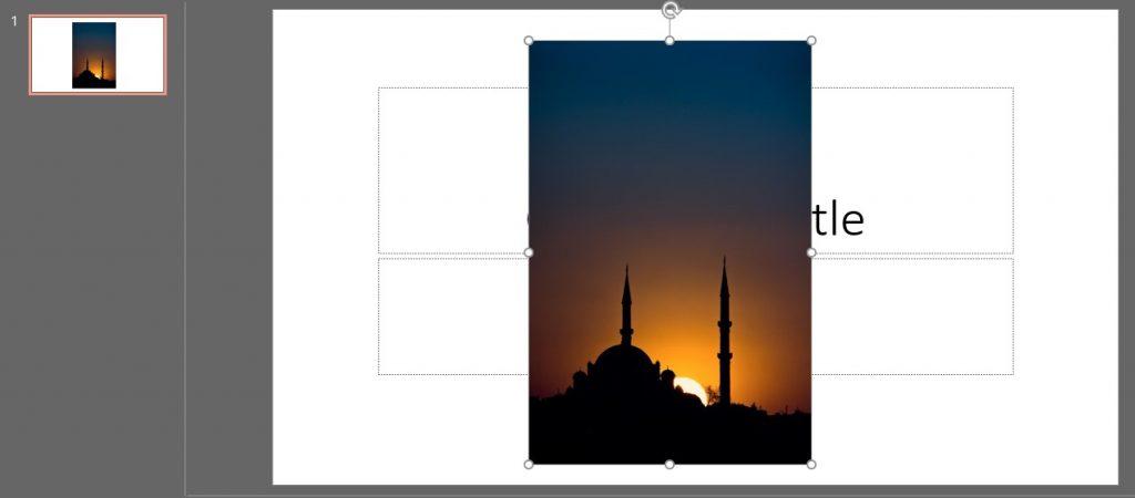 Cara Memasukan Gambar ke Power Point