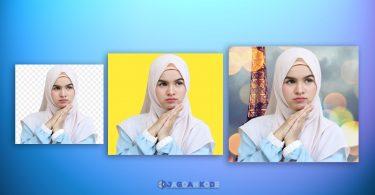 Cara Mengganti Background Foto secara Online