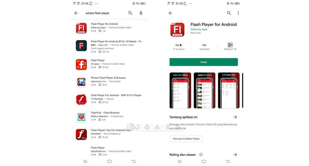 Cara Mengatasi Error Loading Player No Playable di Android