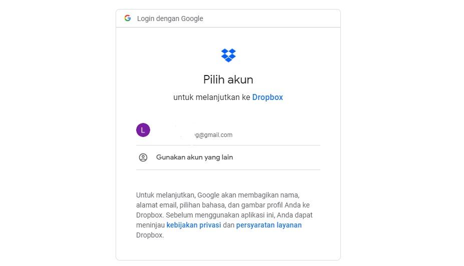 Cara Menggunakan Dropbox untuk pemula