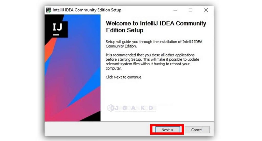 Cara Install IntelliJ IDEA di Windows 10